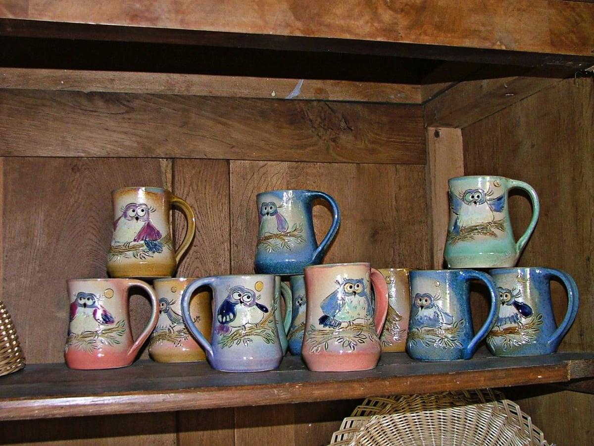 Mugs chouette