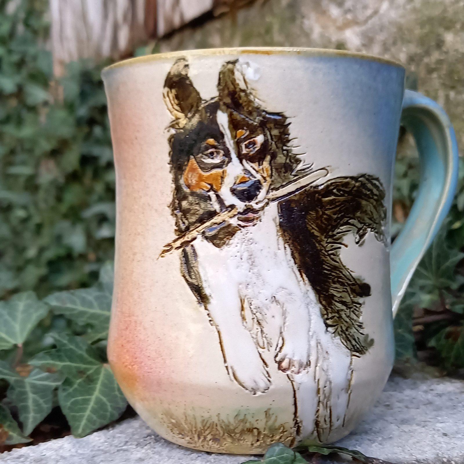Mug avec chien